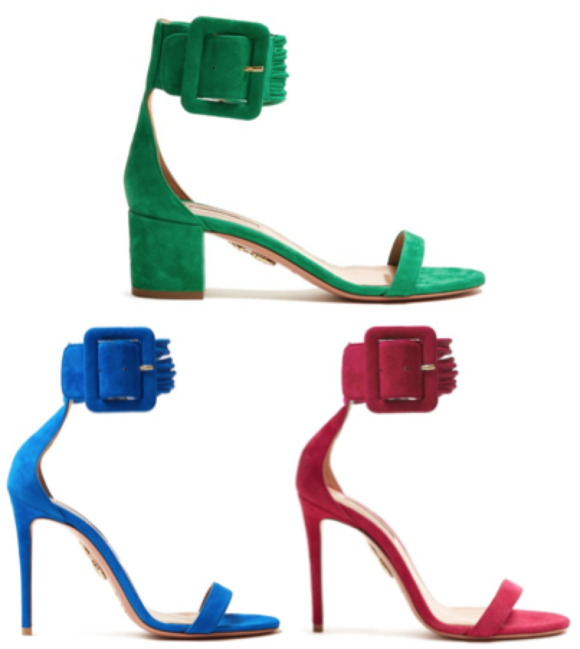 Colorful Summer Heels Prima Darling