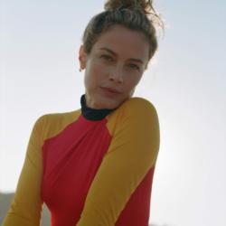Carolyn Murphy, The Quintessential Beach Girl