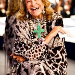 Remembering Marta Marzotto, Beauty With No Limits