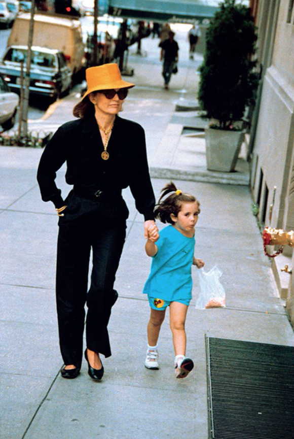 Jacqueline Kennedy Onassis Prima Darling