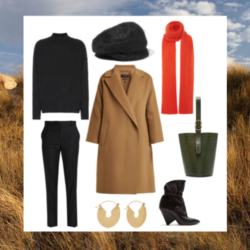 Camel And Black, A Fall Classic