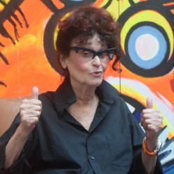 The Unflinching Feminist Artist, Judith Bernstein